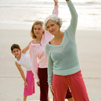 exercise keeps hippocampus healthy in people at risk for alzheimers
