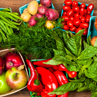 high cost of fresh fruits and vegetables directly proportional to children with higher than normal bmi