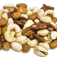 fatty acids in tree nuts may reduce cardiovascular disease risk in people with type 2 diabetes