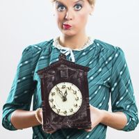 internal clock and the link to your diet