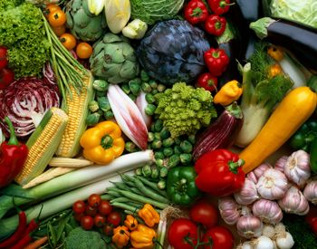 seven fresh vegetable tips for people with diabetes