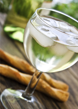 wine spritzer for diabetics