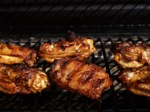 Hickory-Smoked Barbecued Chicken