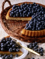 Buttermilk Blueberry Bake