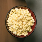 Dilled-Ranch Popcorn