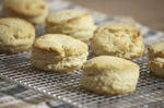 Apple and Honey Scones